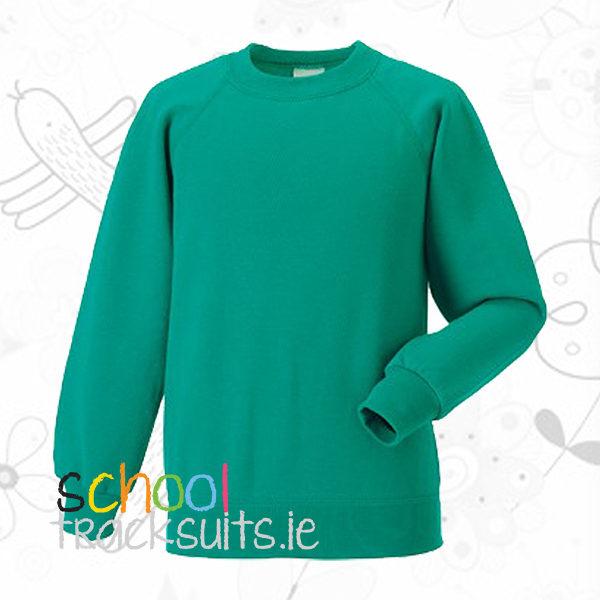 c797d8bc3fb8f2 Russell - 762B Kids Plain Sweatshirt -